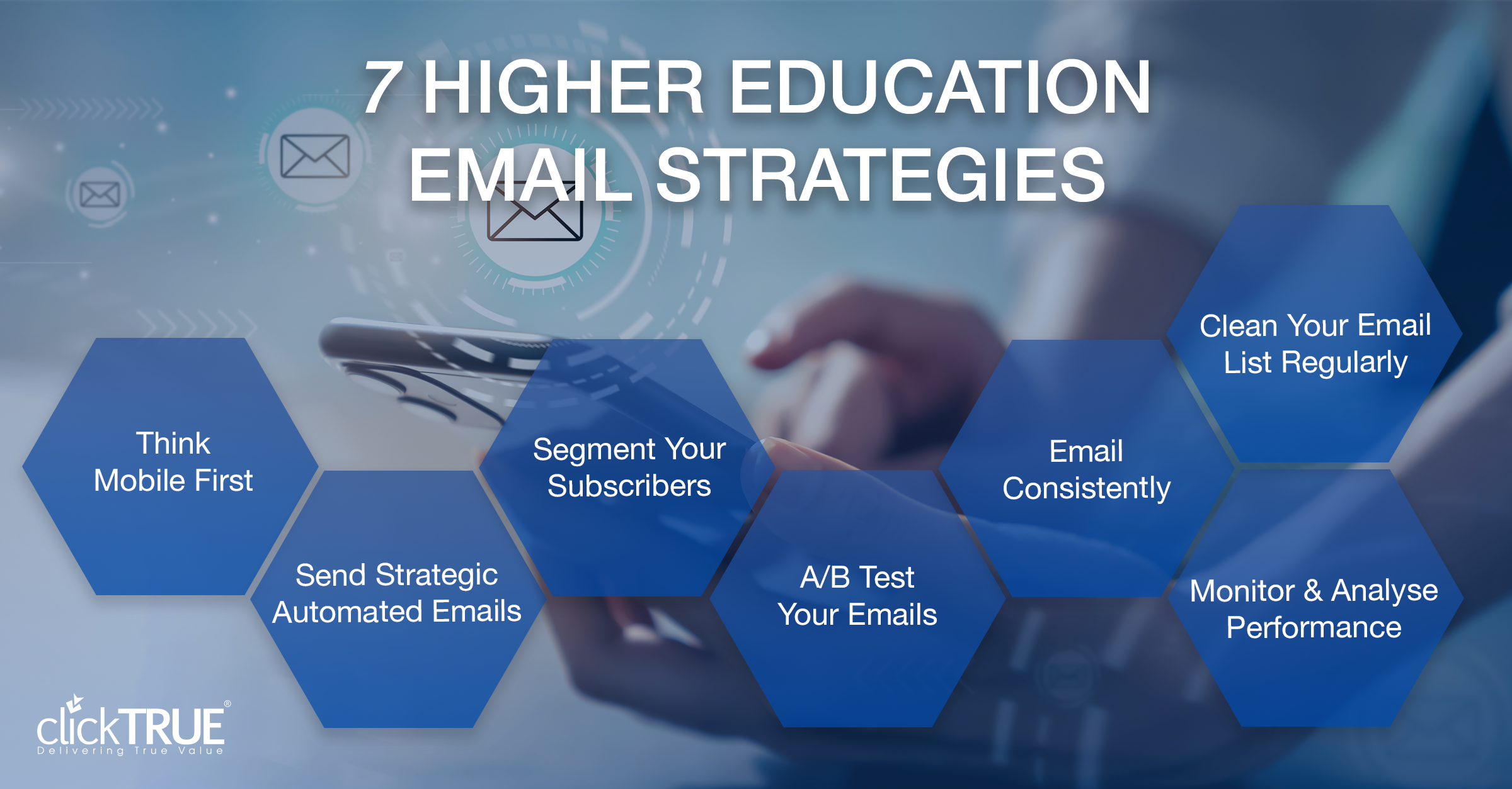 7 Higher Education Email Marketing Strategies