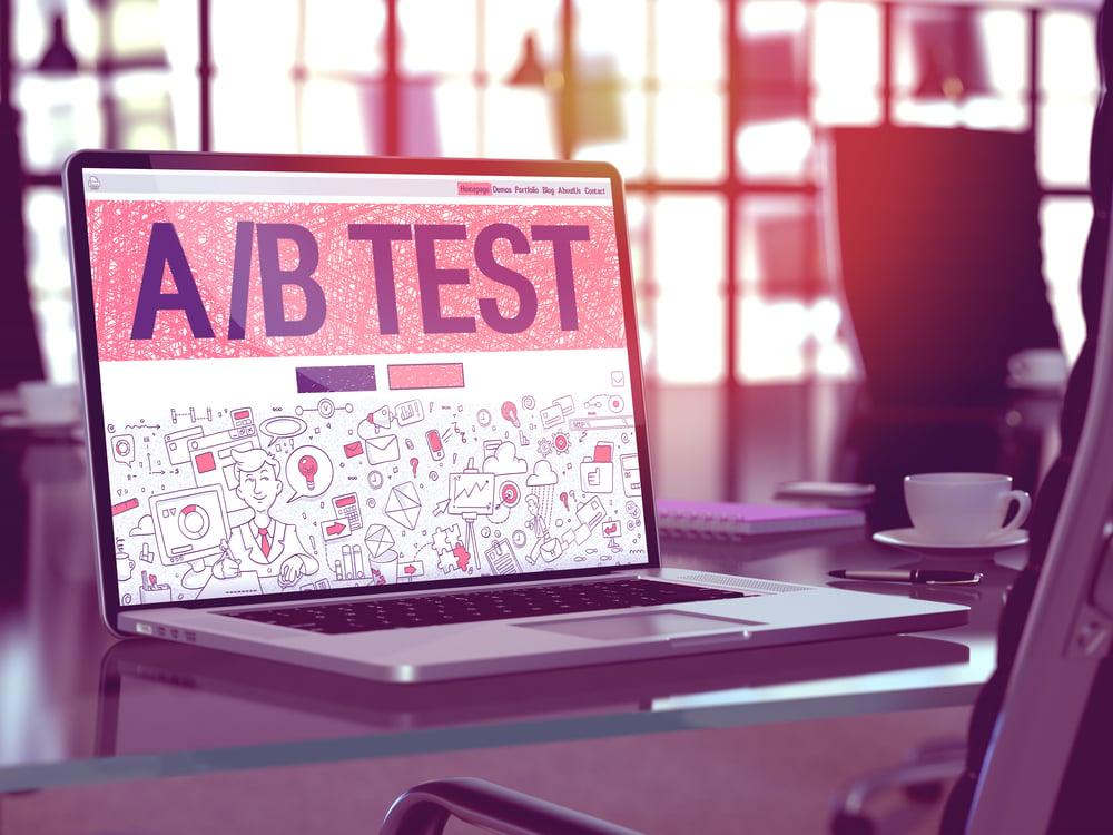 AB marketing test